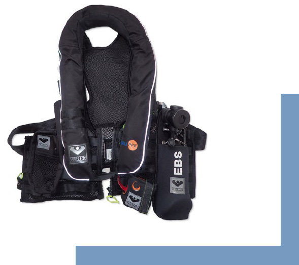 ETSO Life jacket PV9365 (Helicopter)