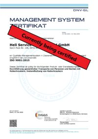 Certificates and Permits